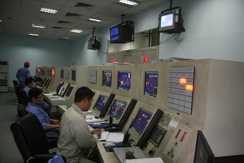 Đào tạo kỹ sư vận hành Nhà máy nhiệt điện