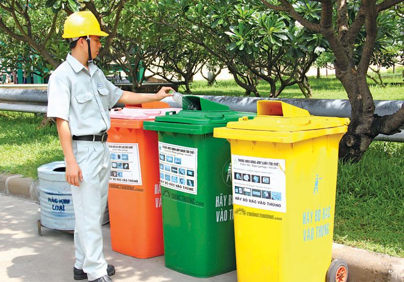 Phân loại rác tại nguồn: Văn minh, tiết kiệm và bảo vệ môi trường