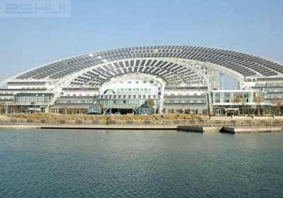 Những công trình sử dụng năng lượng mặt trời hoành tráng nhất