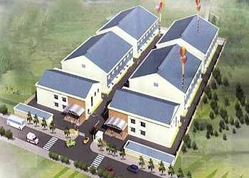 Nhà máy sản xuất pin mặt trời đầu tiên VN