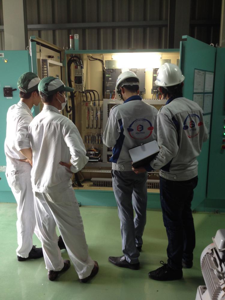 Kiểm toán năng lượng tại Công ty Honda Việt Nam - Chi nhánh Hà Nam