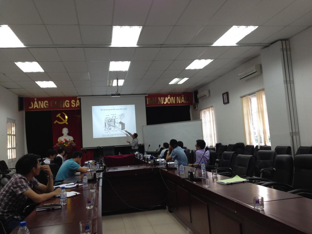 Đào tạo chuyên sâu về Nhiệt điện đốt than tại Nhà máy Nhiệt điện Thái Bình 2