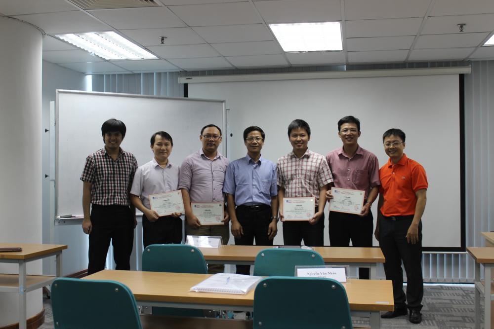Đào tạo vận hành nâng cao hiệu quả Nhà máy Nhiệt điện Tuabin khí và chu trình kết hợp cho Viện Dầu khí Việt Nam